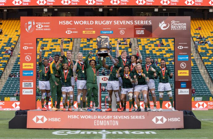 Blitzboks Are Rugby Sevens World Champions