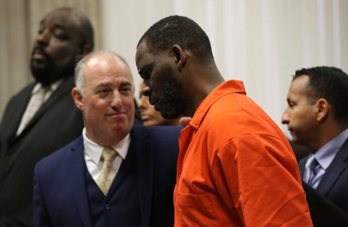 R Kelly Found Guilty, Faces Life In Prison
