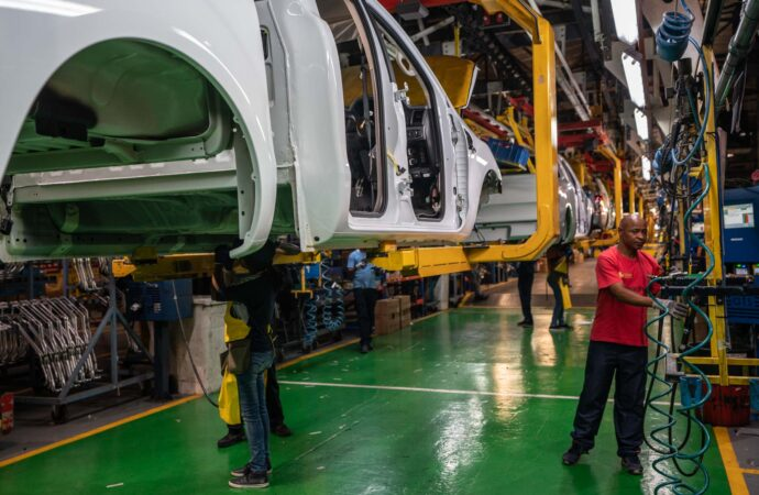 Ford SA Creates 1 500 Jobs, Mayor Lauds Move