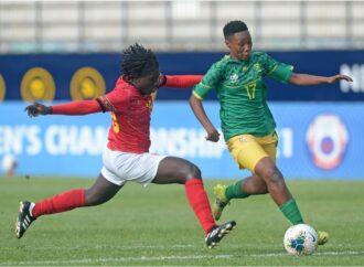 Banyana And Angola In COSAFA Goalless Draw
