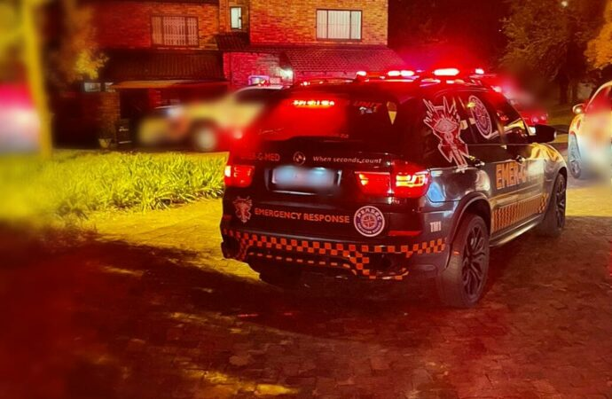 Randpark Man Shot Dead, Wounded Wife In Hospital