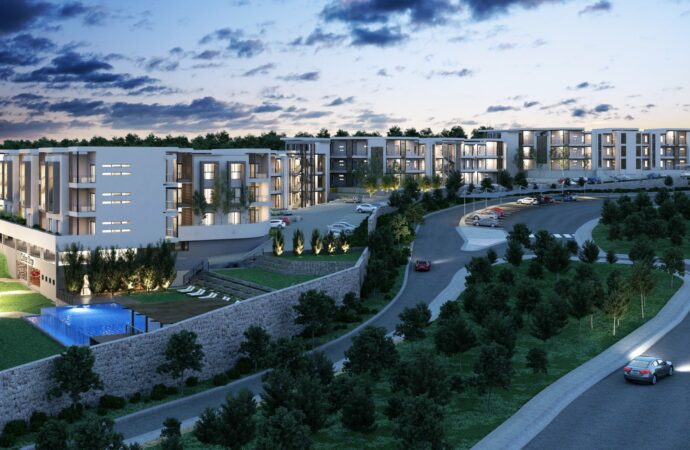 Wait Is Over, Steyn City Apartments Up for Grabs