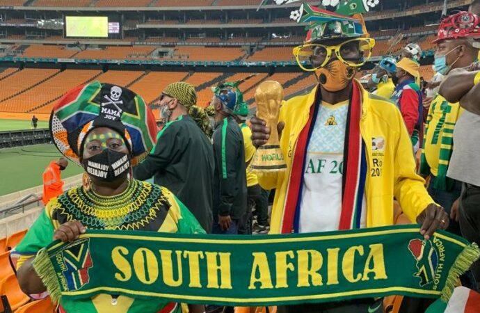 Bafana Beat Ethiopia Again, World Cup Dream Alive