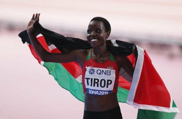 Kenyan Female Olympic Runner Found Dead