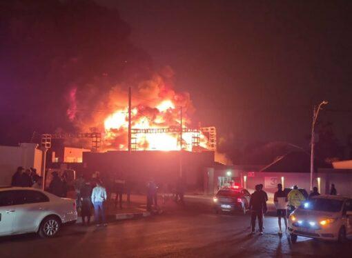 Substation Fire: Still No Electricity In Jo'burg South