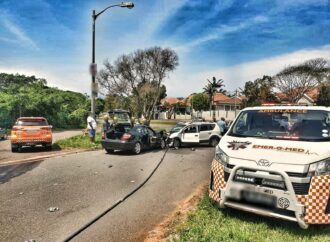 Driver Fleeing Cops Dies In Head-On Collision