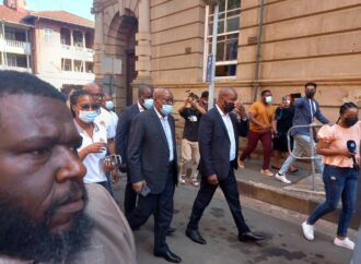 Zuma Lays Complaint With Cops Against Downer