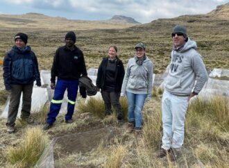 Maloti-Drakensberg: Climate Research Begins