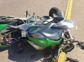 Biker Dies After Crashing Into Truck Along N1