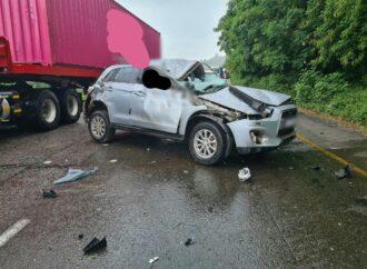 Motorist Dies In Durban Multiple Car Crash