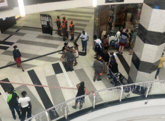 Robbery In Progress At Menlyn Park Shopping Mall