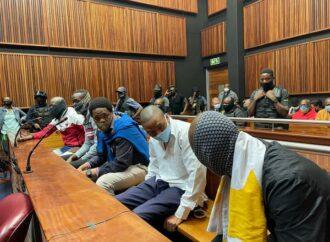 Senzo Meyiwa 'Killers' Back Behind Bars Till Next Year