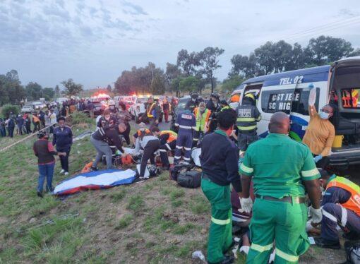 Horror Collision Leaves 2 Dead, Six Kids Hurt